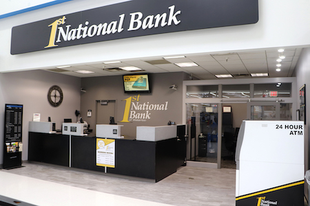 Walmart Banking Center
