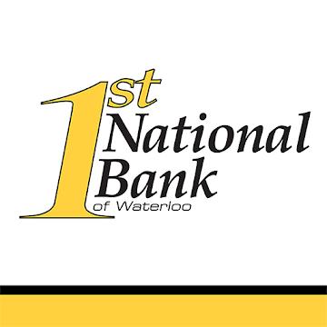 First National Bank of Waterloo Logo